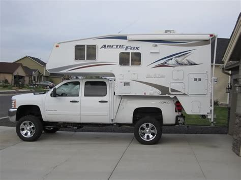 Happijac Bed Lift by Slide In Camper Chevy Silverado 2500 Hd 6 5 Bed Html