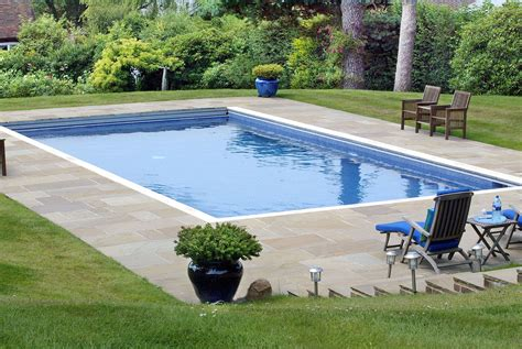 swimming pool with garden sussex swimming pool experts put fitness and fun into gardens