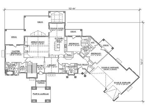 split level home floor plans  split level home floor
