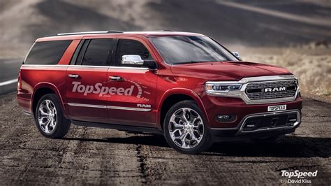 2020 Dodge Ram by 2020 Ram Ramcharger Top Speed