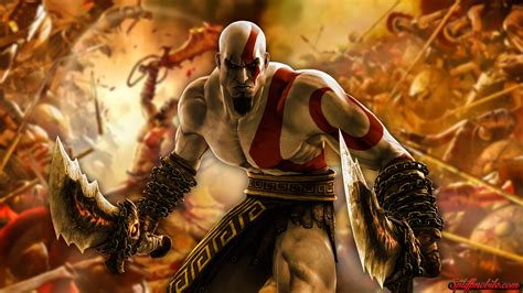 God Of War Hd Wallpaper For Mobile by Free Cool God Of War Wallpaper
