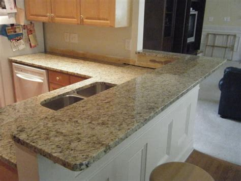 new venetian gold granite kitchen photos