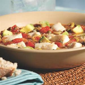 Puerto Rican Fish Stew (Bacalao) Recipe - EatingWell