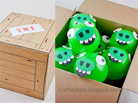Fun Way To Give Money As A Present With Angry Birds Theme. Box Full Of Pigs Filled With  Bills Country Rose Gifts Baptism Gift Store Toronto Multi Picture Unique Remembrance Uk India Running Coach Awesome Amazon
