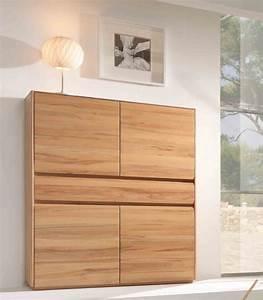 Highboard Kernbuche Teilmassiv : highboard esszimmerschrank wohnzimmer kernbuche massiv ~ Lateststills.com Haus und Dekorationen