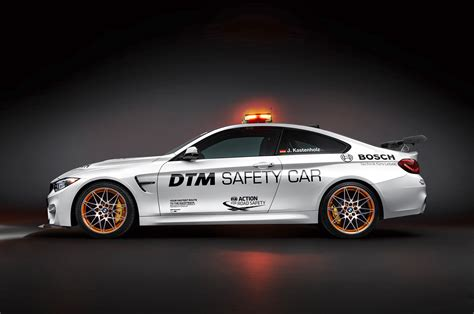 Bmw M4 Gts Safety Car Will Pace Dtm Racing Series