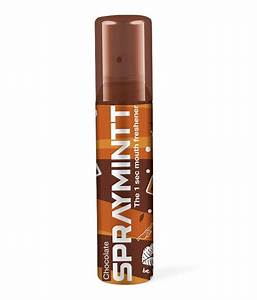 Spraymintt Instant Mouth Freshener - Chocolate 15 g Pack ...