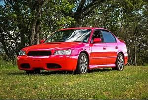 2001 Subaru Legacy B4 Rsk Blitzen Edition