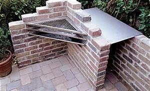 Grill Aus Edelstahl Selber Bauen : grill mauern ~ Whattoseeinmadrid.com Haus und Dekorationen