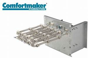 10 Kw Heat Strip For Comfortmaker Package Units Pa  Ph Wgs1002