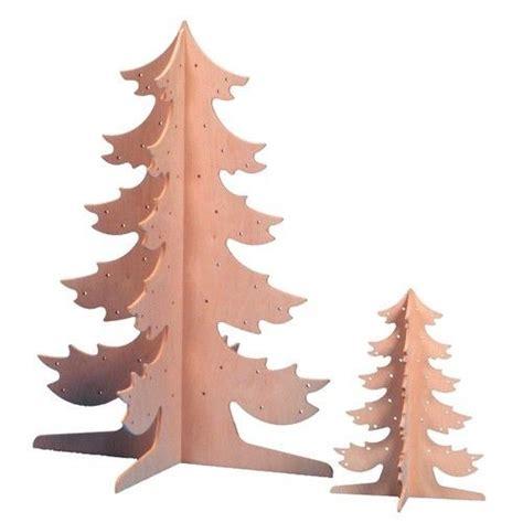 Tannenbaum Holz Groß by Bastelset Tannenbaum Holz Birke Gro 223 50cm Zum