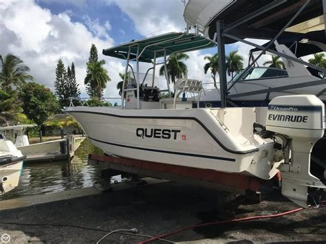 The Quest Boat by Quest Boats For Sale Boats