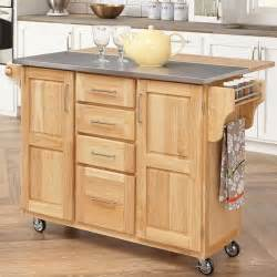 wood kitchen island cart wood rolling kitchen island trolley storage cart bar dining stainless steel top ebay