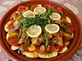 tajin moroccan cuisine moroccan fish tagine mqualli recipe