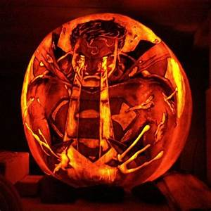 Best, 28, Geeky, Pumpkins, Ever, Carved, Ideas, For, You, U0026, Your, Geek
