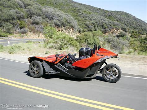 2015 Polaris Slingshot First Ride Photos