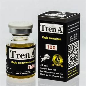 Buy Tren A  Trenbolone Acetate 1000mg  - 10ml