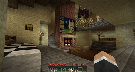 Living Room Ideas Minecraft by 48 Minecraft Living Room Designs Contemporary Living Room