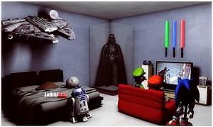 Star, Wars, Themed, Bedroom, Ideas