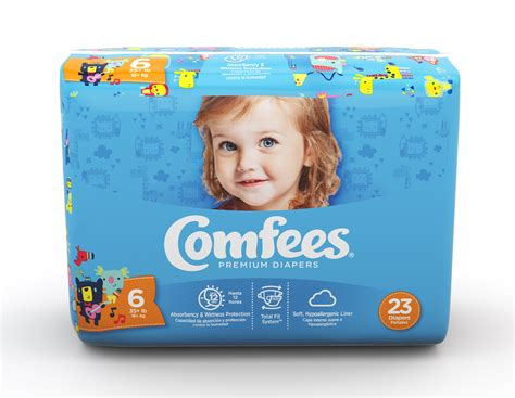 Comfees® Baby Diapers - PMF Inc
