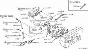 Nissan 200sx Vacuum Contour Valve  Valve Vacuum Control