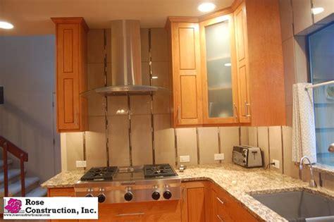 Kitchen Backsplashes Rose Construction Inc