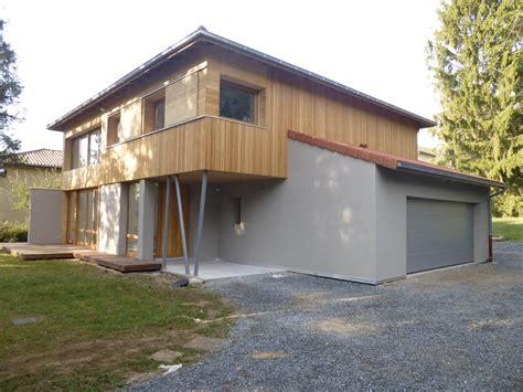 maison ossature bois lyon maison ossature bois au nord de lyon par baticoo habitat et lofoten bois la maison bois par