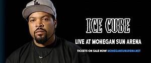 Mohegan Sun Connecticut Arena Seating Chart Ice Cube Tickets 21st February Mohegan Sun Arena