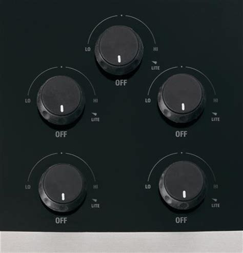 ge monogram  gas  glass cooktop zgukbkbb ge appliances