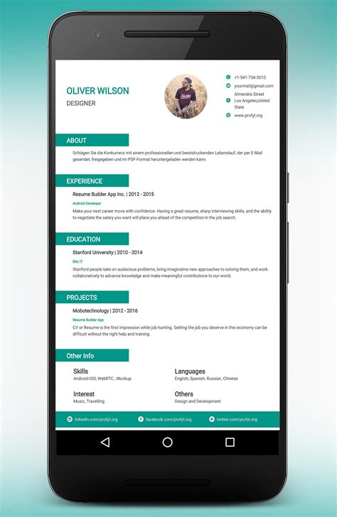 Australia is one of the top destinations for pursuing studies abroad. CV Maker Resume Builder PDF Template Format Editor for ...