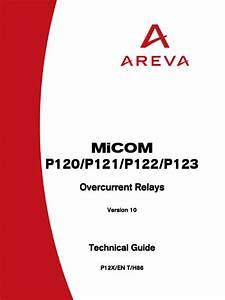 Areva P Series Manual