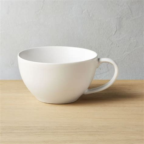 Mugs come in many different design, different appearance and different color, hence getting the right and the best one tends to be quite challenging since there are many mugs offered in the market. Crisp Matte White Mug + Reviews   Unique coffee mugs, Mugs, White dinnerware