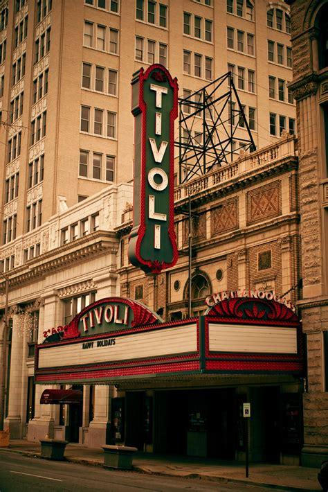 Tivoli Theatre   Opened in 1921. 709 Broad St ...