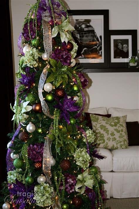 christmas tree color schemes christmas tree christmas pinterest