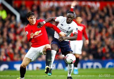 Revivez Liverpool - Manchester United (2 - 0) / Premier ...