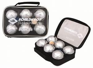 Boccia Kugeln Kaufen : boule boccia petanque set aus 3x2 metall kugeln kaufen spielwaren thalia ~ Orissabook.com Haus und Dekorationen