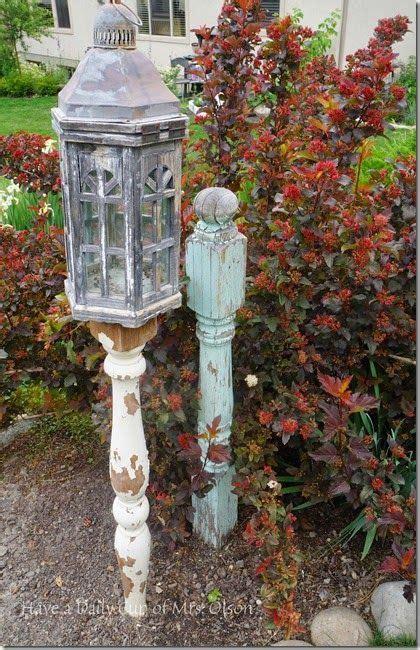 garden junk ideas  pinterest