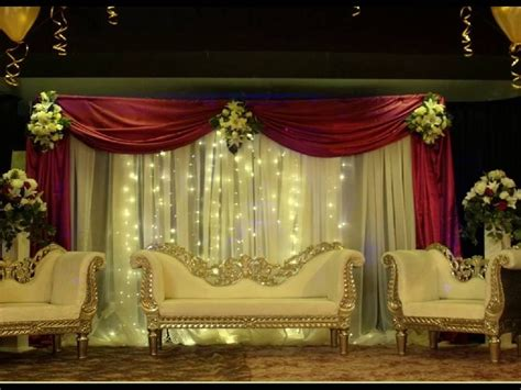 Wedding Decorations by Best Stage Decoration Ideas For Indian Wedding