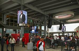 Calander Printable Nanolumens Heats Up Americanairlines Arena S New Plaza