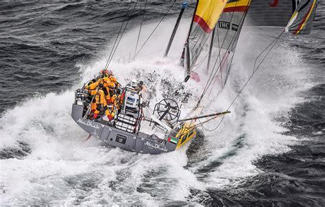 volvo ocean race  abu dhabi ocean racing