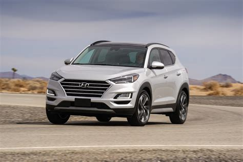2019 Hyundai Tucson Debuts With Refreshed Face, Drops 16