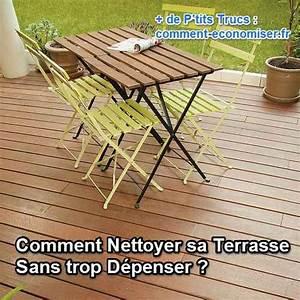 Produit Pour Nettoyer Terrasse En Bois : comment nettoyer sa terrasse sans trop d penser ~ Zukunftsfamilie.com Idées de Décoration