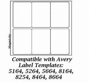 Free avery 174 template for microsoft word id label 5164 for Avery 8164 template
