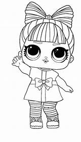 Lol Disco Winter Coloring Pages Surprise Doll Cartoon Printable Prezzie Unicorn Series Dolls Boys Boy Sheets Dog Omg Colouring Disney sketch template