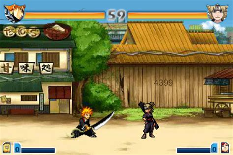 bleach  naruto  fight games gamingcloud