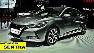 Novo Nissan Sentra 2020 Com Interior De Mercedes