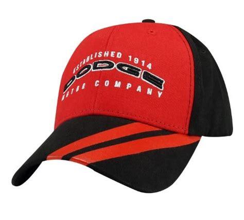 dodge established cap  stripes
