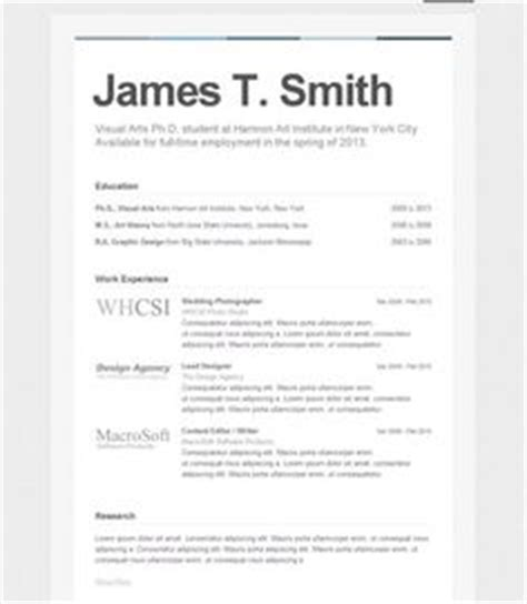 types of resumes on resume infographic resume