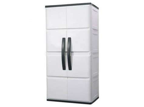 Storage Cabinets Home Depot by Plastic Garage Door Home Depot Plastic Storage Bins Home