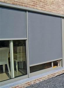 store exterieur electrique store terrasse electrique pas With commande store electrique exterieur